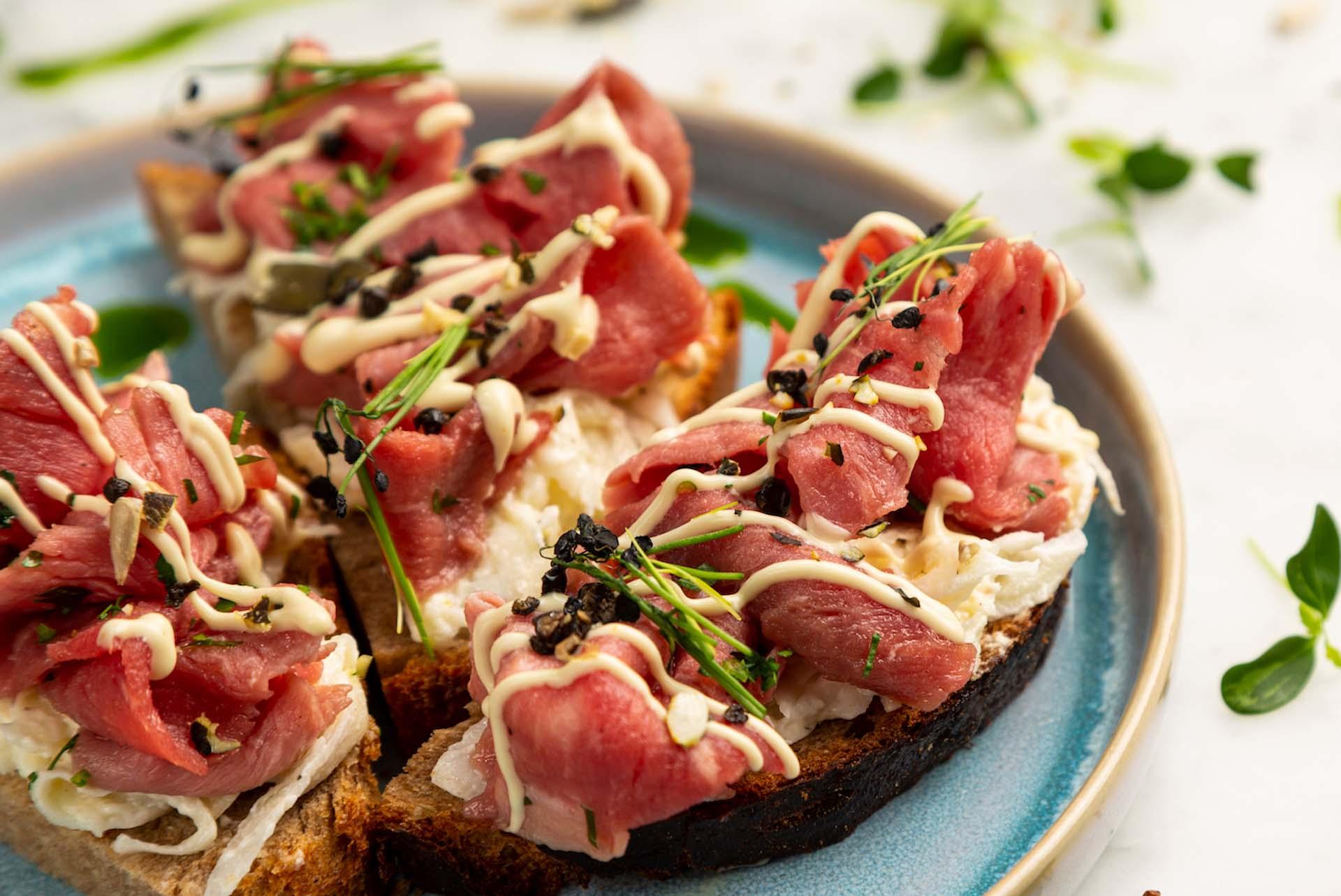 Barfly Roastbeef Sandwich