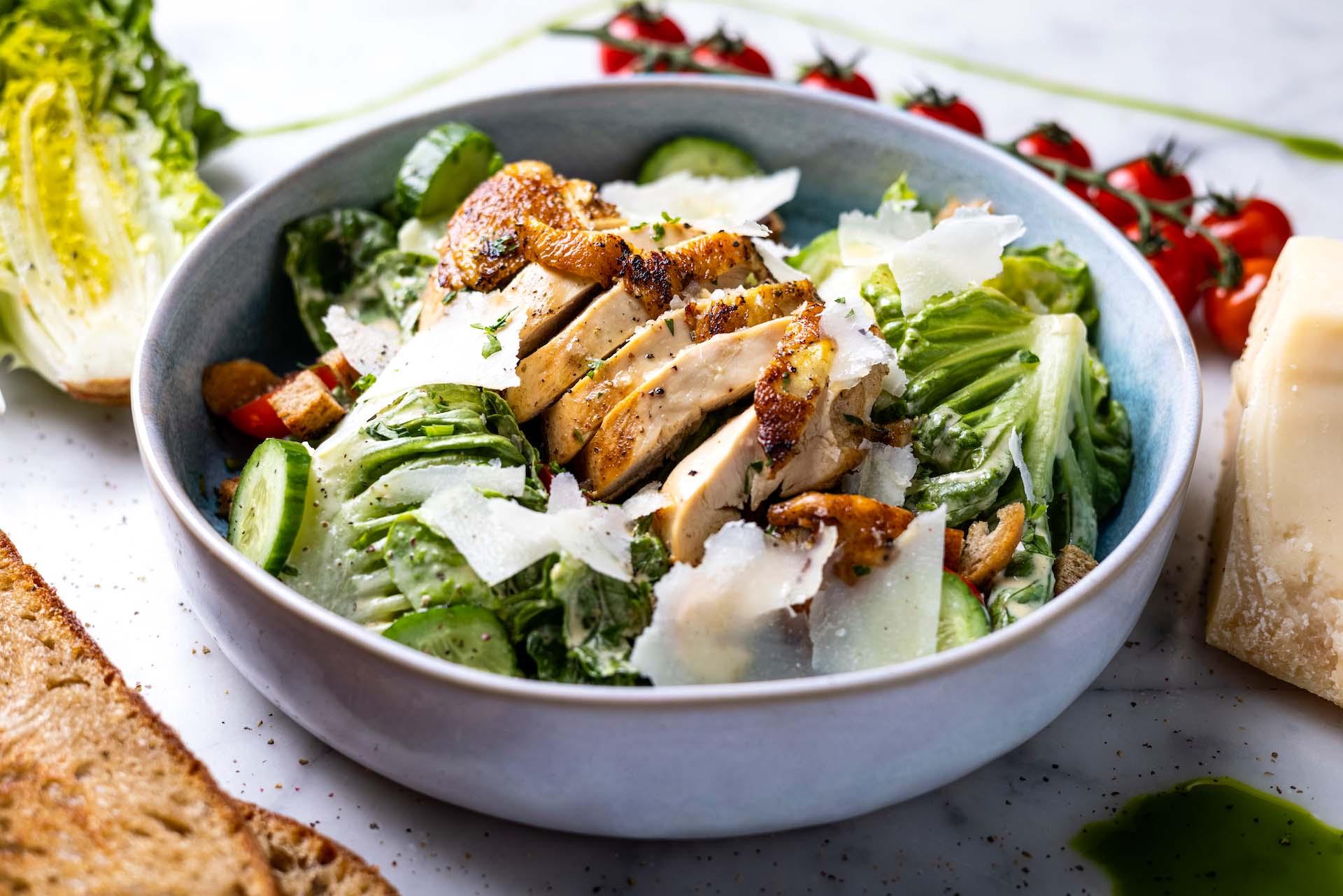 Chinaski Caesar Salad