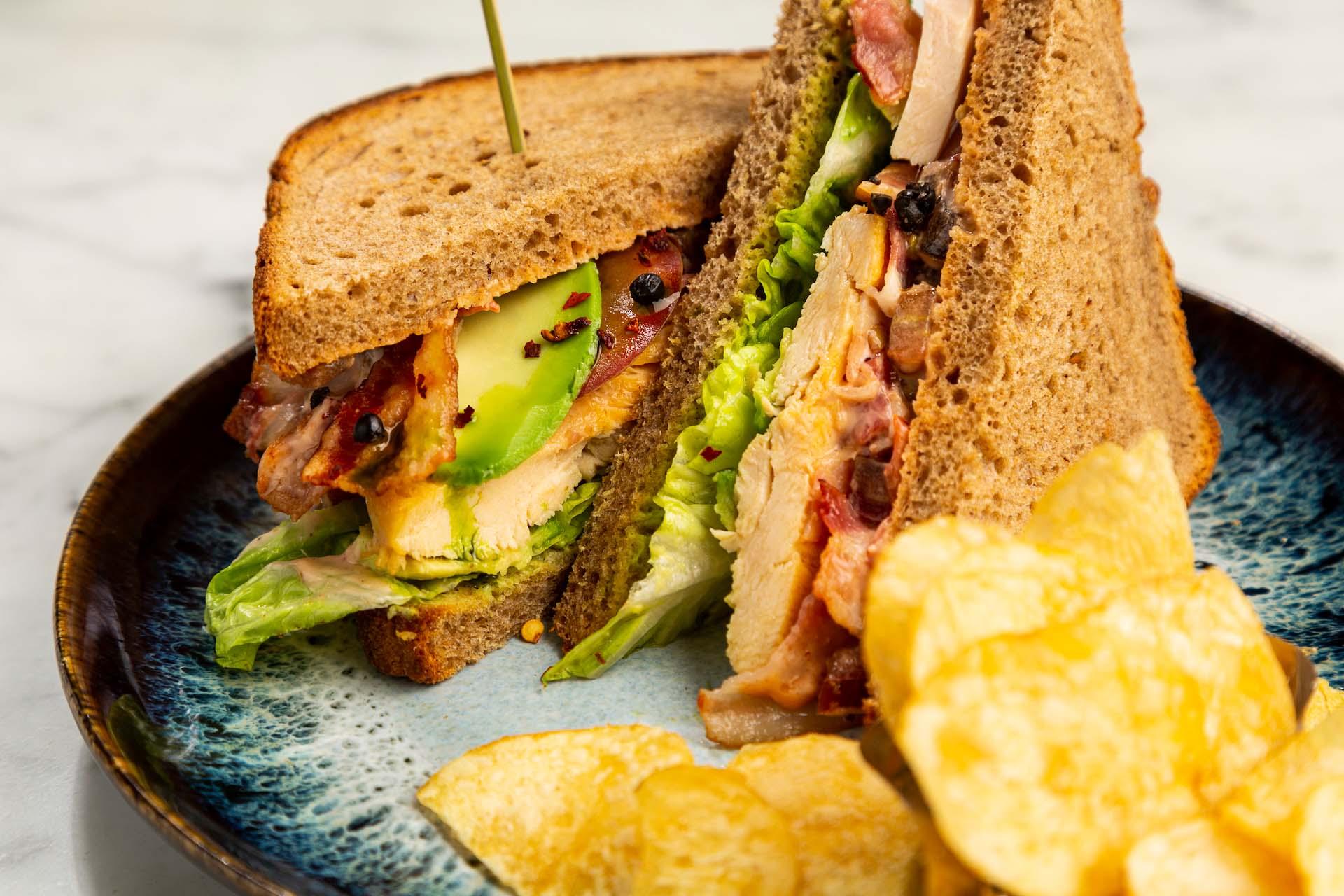 Chinaski Club Sandwich